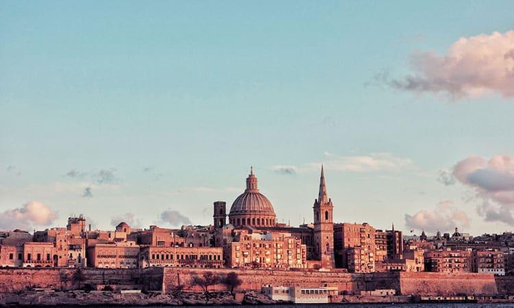 Valleta em Malta