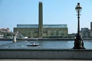 Tate Modern na Inglaterra