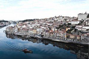 cruzeiro no rio douro