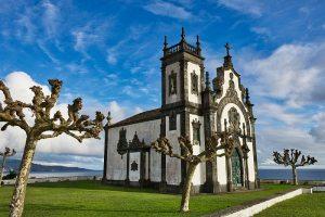 ponta delgada em portugal
