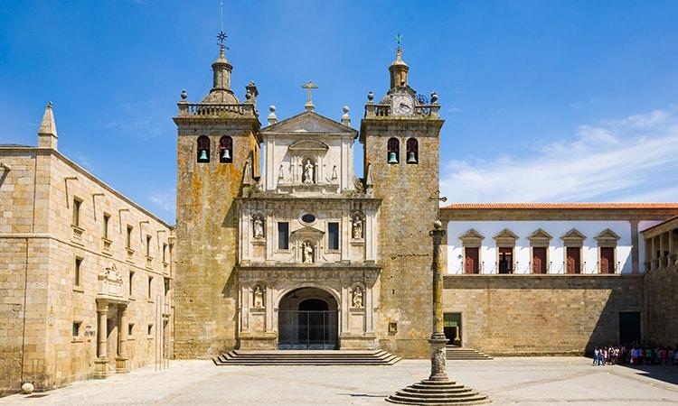 viseu em portugal igreja