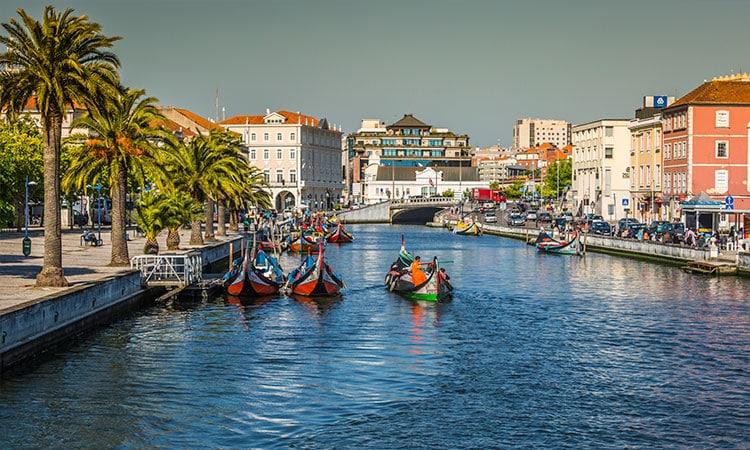 lua de mel em portugal aveiro