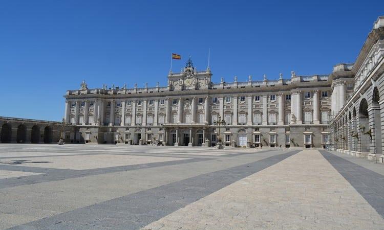 pontos turisticos de madri palacio real