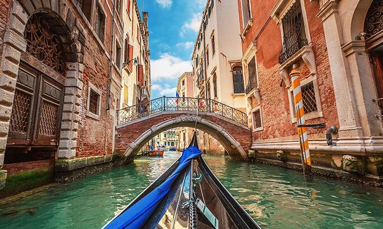 cidades italianas mais bonitas veneza