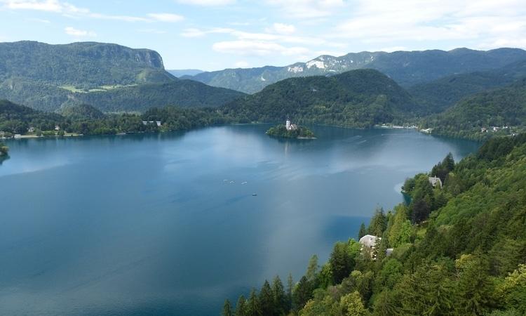 o que visitar na eslovenia