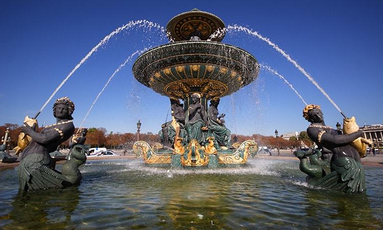 fontes de roma fontana delle naiadi
