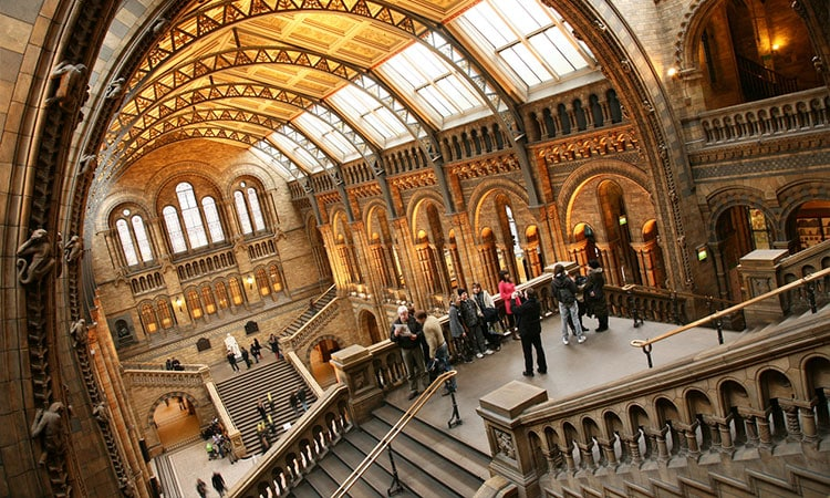 o que fazer de graca em londres museus