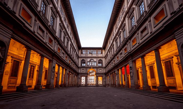 Economizar na Itália nas visitas