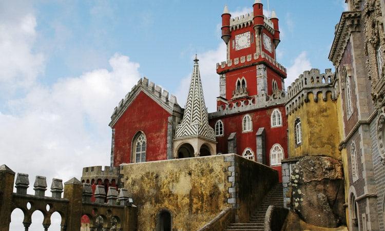 historia do palácio da pena