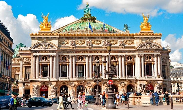 O que você verá na visita pela Ópera Garnier