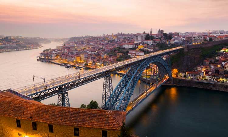 ponte luis 1, pontes mais bonitas da europa