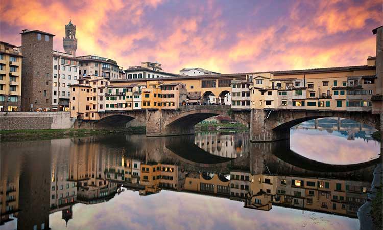 ponte vecchio, pontes mais bonitas da europa