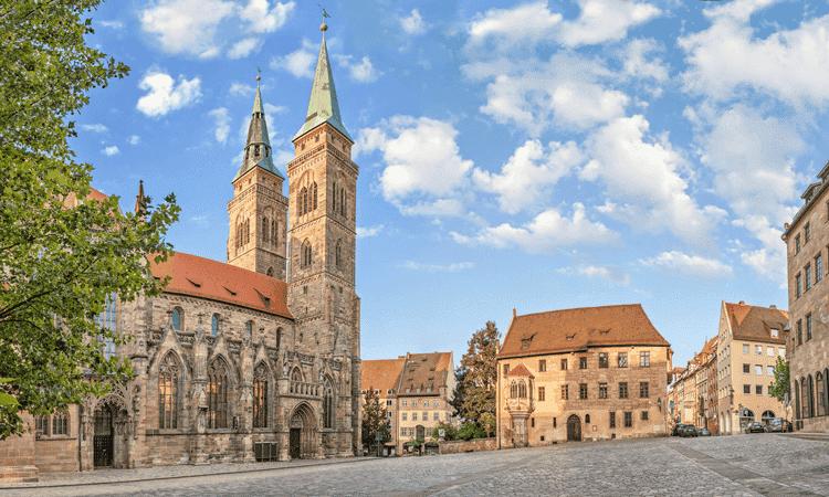 Sankt Sebaldus Kirche em Nuremberg