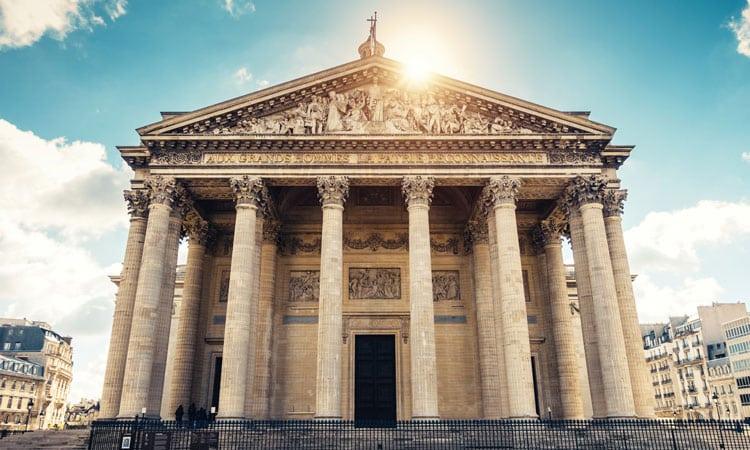 historia do pantheon