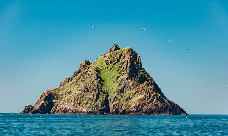 skellig michael, pontos turisticos da irlanda