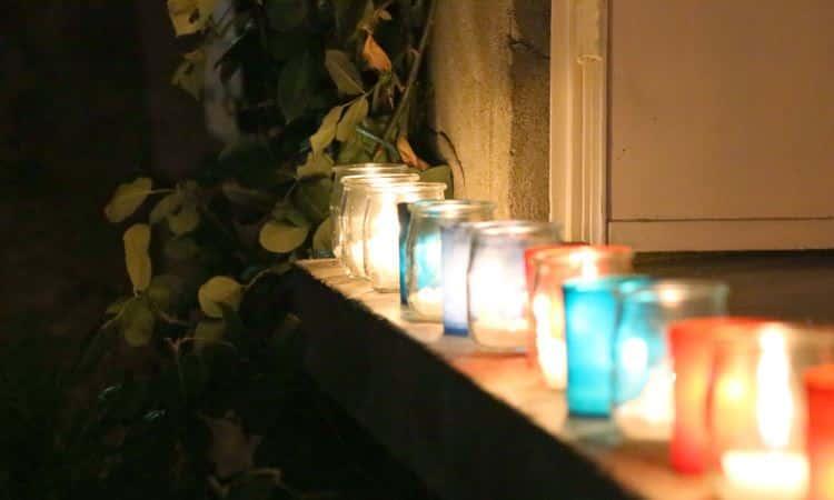 tradicao da festa das luzes em Lyon