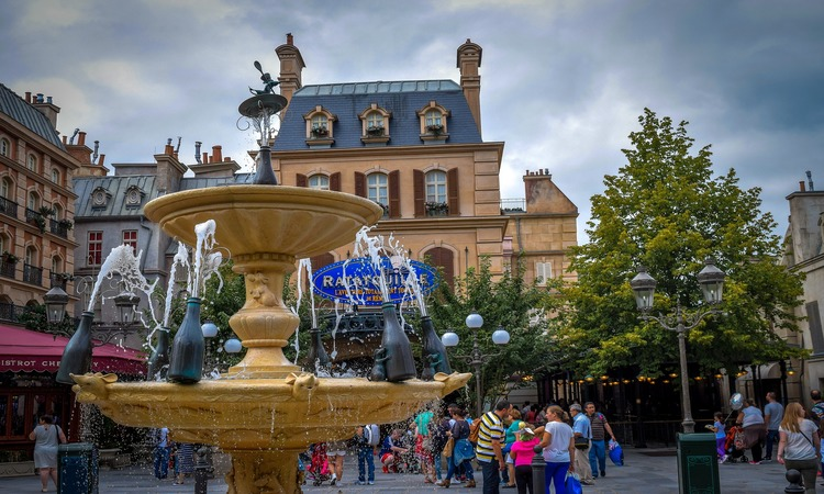 Disneyland Paris Ratatouille