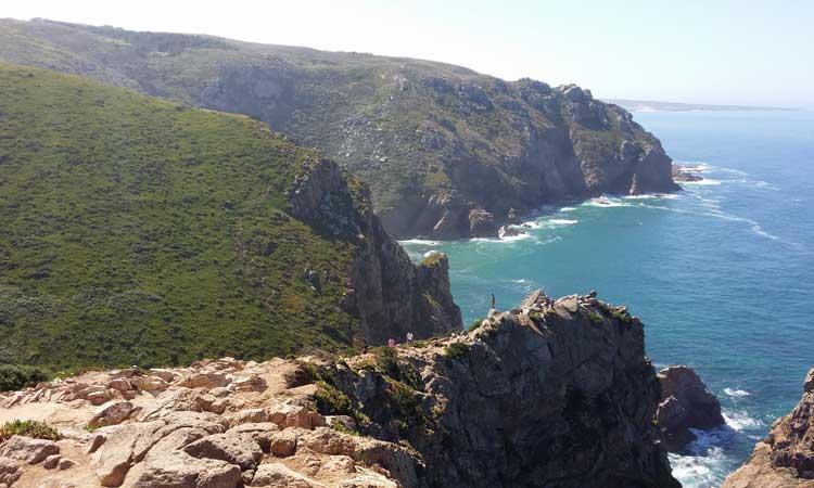 cabo da roca perto da regaleira