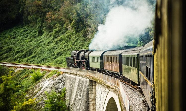 como usar trem na europa