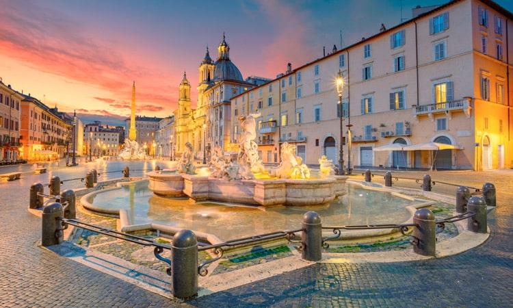 como visitar a piazza navona em roma