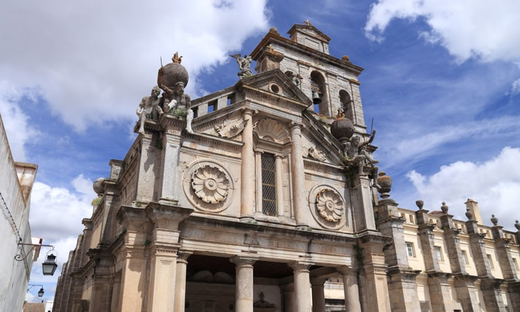 convento de santa clara evora