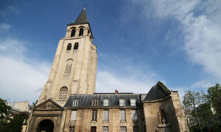 igreja saint-germain-des-pres