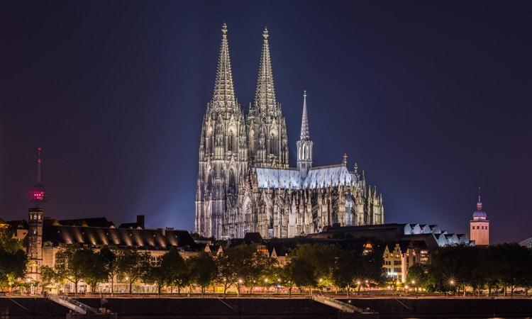 igrejas mais altas da europa catedral de colonia