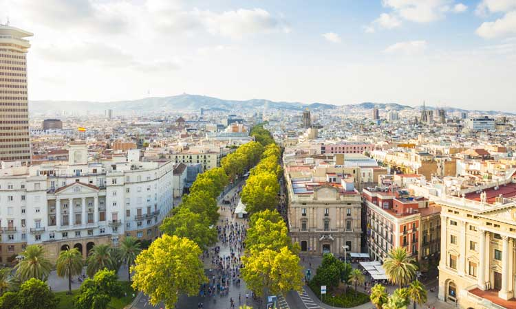 onde se hospedar em las ramblas em barcelona