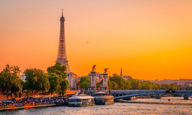 outros pontos turisticos de paris