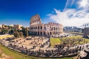 quanto custa viajar para roma