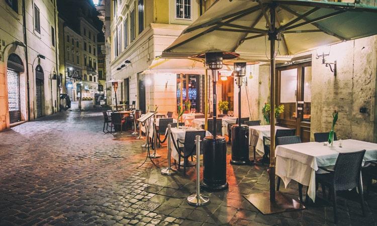 tours gastronomicos em roma