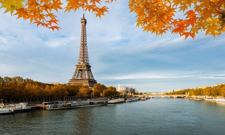 Parques para visitar em Paris no Outono