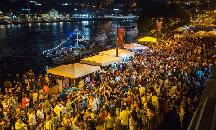 onde festejar a o sao joao no porto