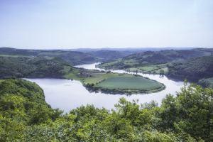 rios mais bonitos da europa