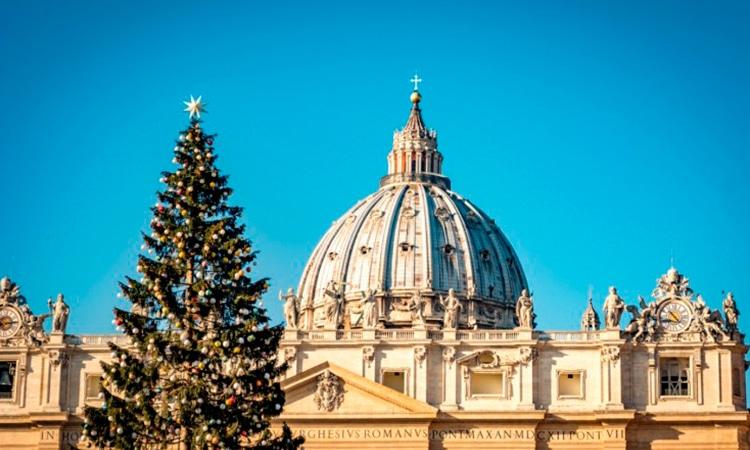 natal no vaticano