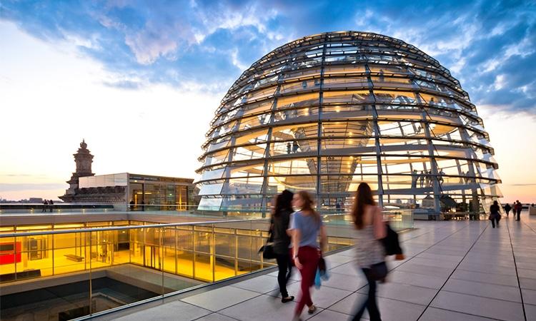 cúpula do reichstag