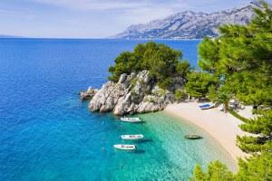 praias da croácia