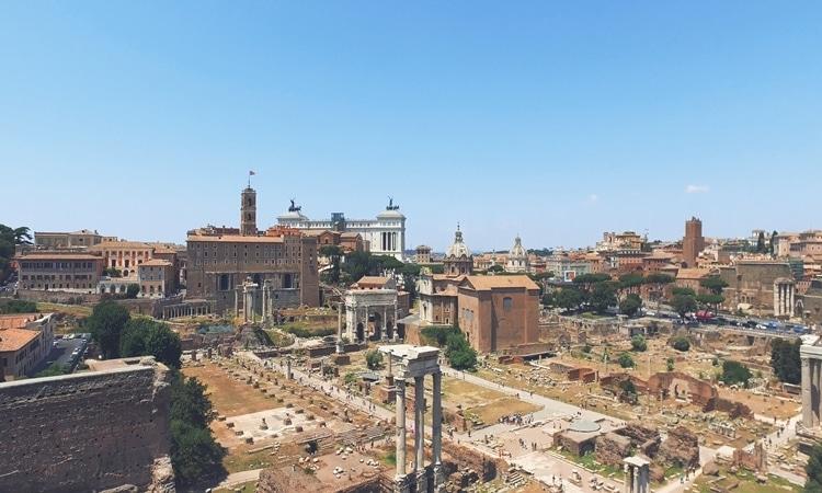 roma forum romano