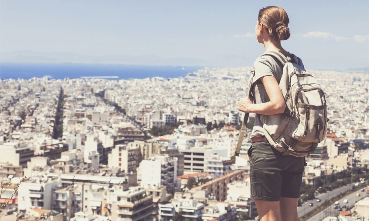 Melhores lugares para viajar sozinha