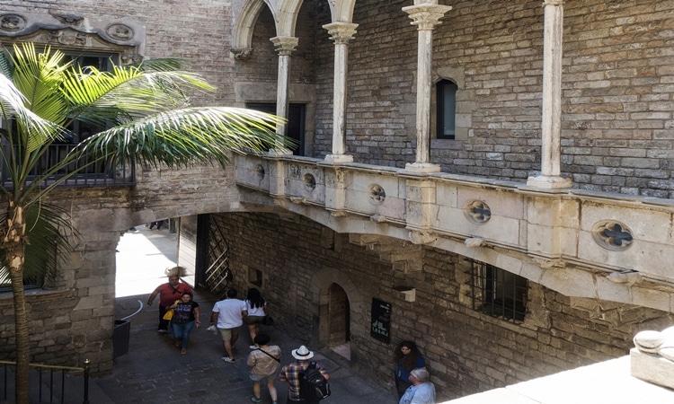 visitar o museu picasso em barcelona