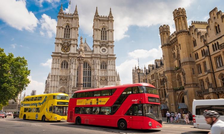 onde fica a Abadia de Westminster