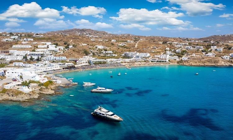 praias da grecia platis gialos