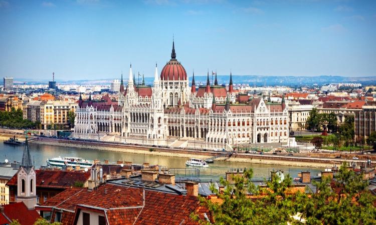 roteiro leste europeu Budapeste