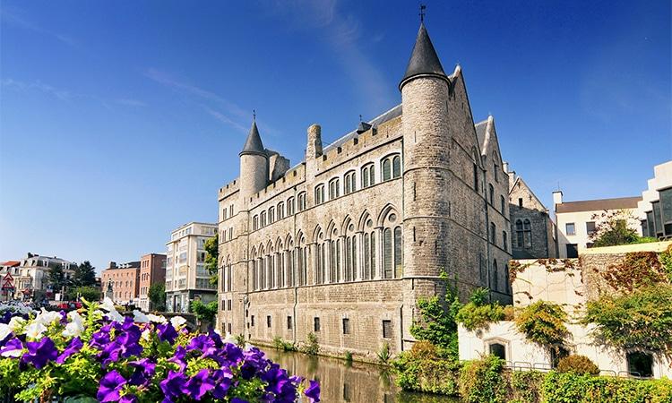 castelo de gerald em ghent
