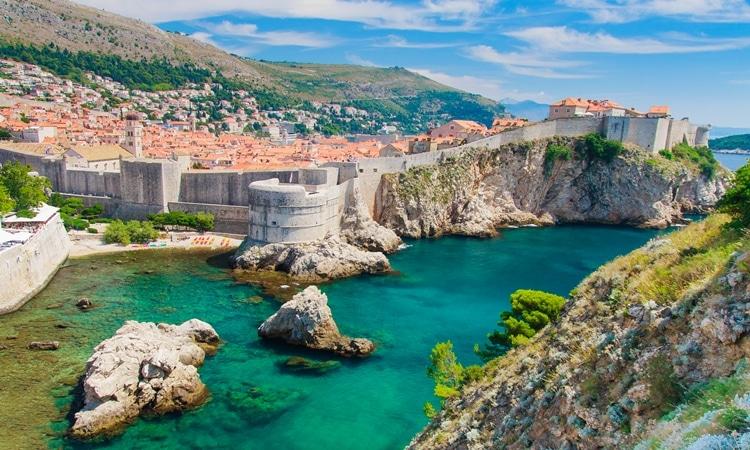 Dubrovnik muralhas