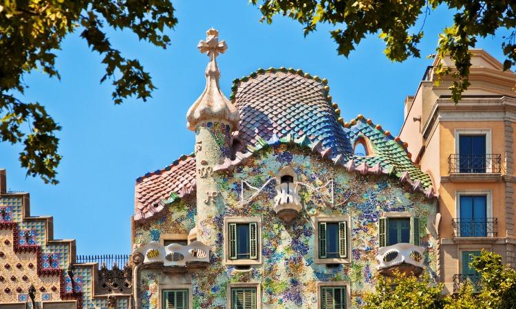 Ingressos para a Sagrada Família Gaudí