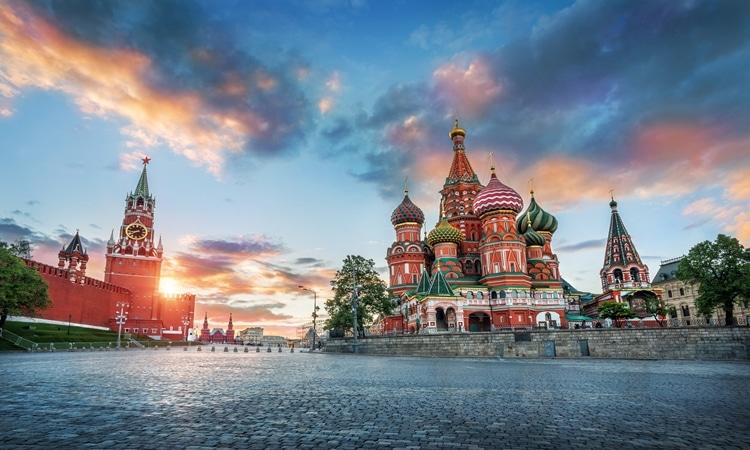 Kremlin de Moscovo russia
