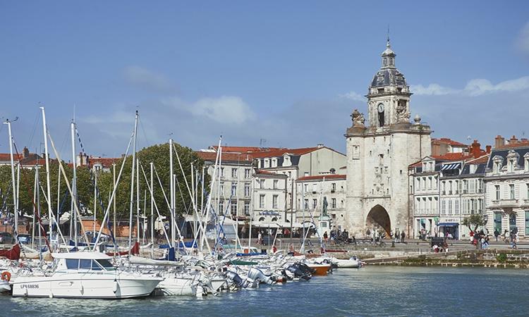 Marina de La Rochelle