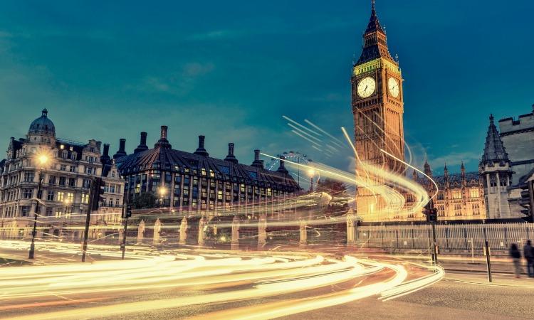 Roteiro em Londres Big Ben