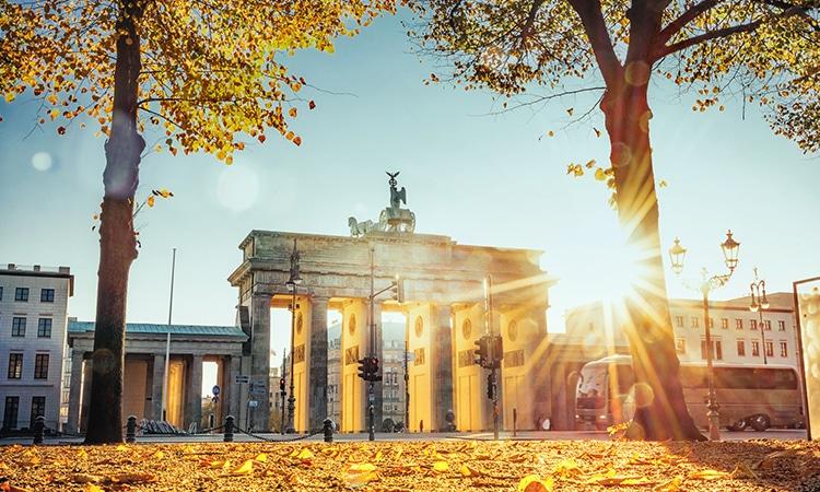 Berlim Portão de Brandemburgo